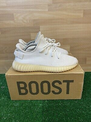 $ CDN252.15 • Buy Adidas Yeezy 350 V2 Cream Triple White Size 8 Pre-Owned