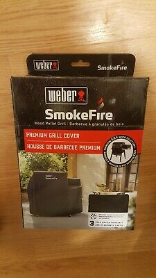 $ CDN30.22 • Buy Weber Smoke Fire Premium Grill Cover