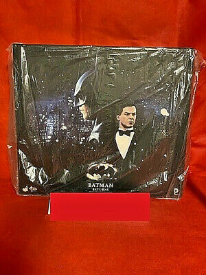$ CDN1078.40 • Buy Hot Toys Movie Masterpiece Batman Returns Michael Keaton 2 Pack Version