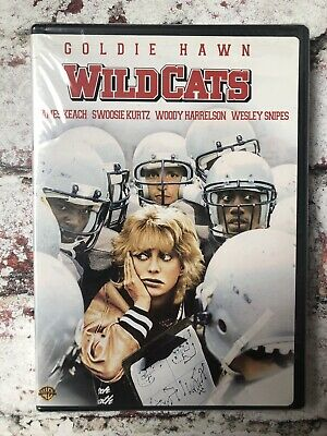 £14.99 • Buy Wildcats Goldie Hawn Brand New Sealed Rare Deleted OOP USA DVD