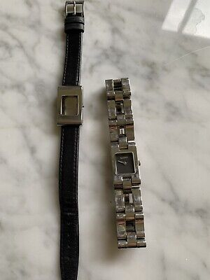 AU225 • Buy Gucci Watch Duo Vintage