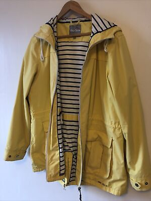 Womens Yellow Storm Shield Performance Waterproof Jacket By Peter Storm Size 18 • 5.99£