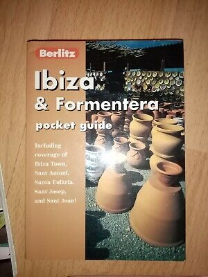 Berlitz/collins Travel Guide Bundle Ibiza,corfu,costa Dorada & Tarrgona,turkish  • 3£