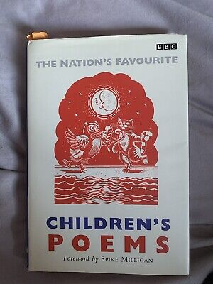 The Nations Favourite Children's Poems Book • 0.99£