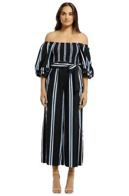 AU25 • Buy COUNTRY ROAD Long Sleeve Jumpsuit Size 6