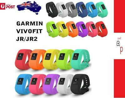 AU4.49 • Buy Replacement Band For GARMIN VIVOFIT JR 2 JUNIOR Fitness Wristband Tracker -AU