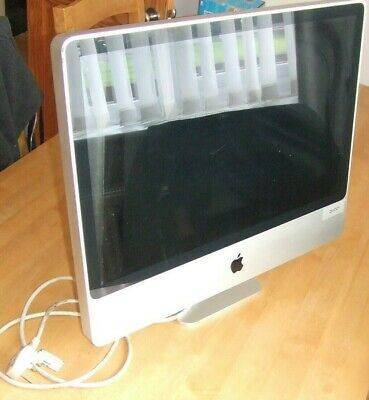 SPARES REPAIRS - Apple IMac A1115 - 20  Screen All In One PC - 2007 • 45£