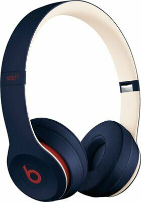 $ CDN99.88 • Buy Beats By Dr. Dre Solo3 Wireless Club Navy Beats Club Collection On Ear