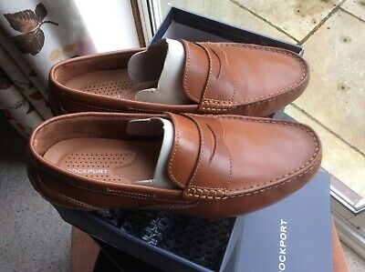 Rockport Men's Driving Shoes New Size 9 • 40£