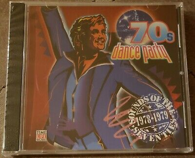 £21.29 • Buy Sounds Of The Seventies 70s Dance Party 1978-1979 (CD, 1997, Time-Life)
