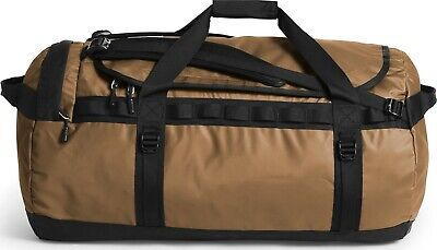 The North Face Mens - Base Camp Duffel LARGE Bag Backpack - Utility Brown/ Black • 107.81£