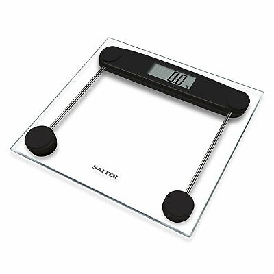 £16.94 • Buy Salter Electronic Weighing Scales Body Weight - Glass Platform Digital Display