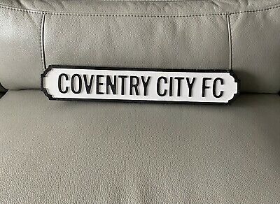 £17.95 • Buy Coventry City FC Sign