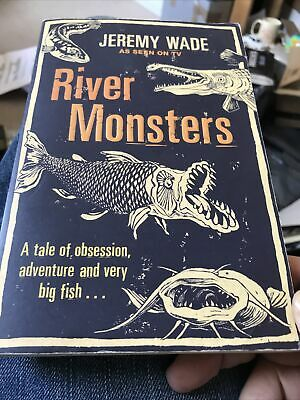 £39.99 • Buy *signed* Rare River Monsters By Jeremy Wade (Paperback, 2012)