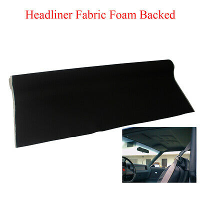 $35.71 • Buy 68  X 60  Top-end Headliner With Foam Backed Remedy/Renew/Retread Roof Lining