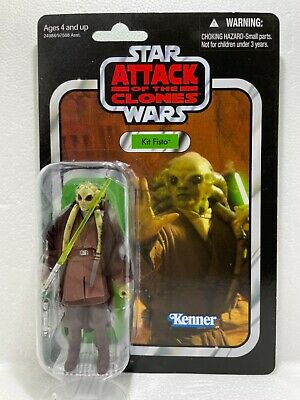 $ CDN92.69 • Buy Star Wars The Vintage Collection VC29 Kit Fisto MOC