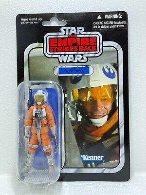 $ CDN45.47 • Buy Star Wars The Vintage Collection VC07 Dack Ralter MOC 2010