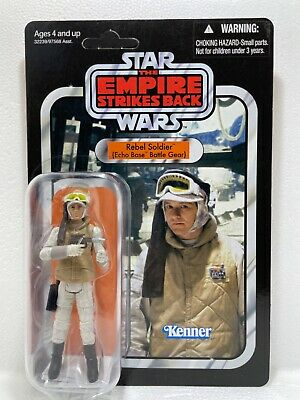 $ CDN86.67 • Buy Star Wars The Vintage Collection VC68 Rebel Soldier MOC Unpunched
