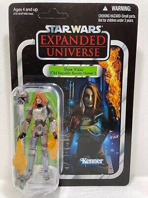 $ CDN180.13 • Buy Star Wars The Vintage Collection VC101  Shae Vizla Old Republic MOC Unpunched