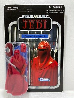 $ CDN68.21 • Buy Star Wars The Vintage Collection VC105 Emperor's Royal Guard MOC Unpunched