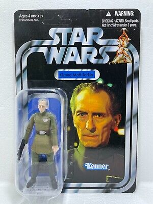 $ CDN69.95 • Buy Star Wars The Vintage Collection VC98 Grand Moff Tarkin Unpunched  MOC
