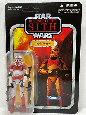 $ CDN50.72 • Buy Star Wars The Vintage Collection VC110 Shock Trooper MOC Unpunched