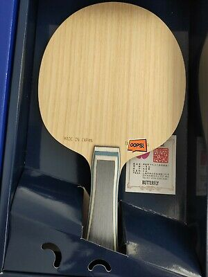 AU650 • Buy Butterfly Viscaria Golden, FL, As New, Table Tennis Blade