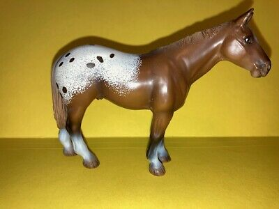 Schleich APPALOOSA STALLION Horse Figure 2002 Retired 13271 • 5.06£