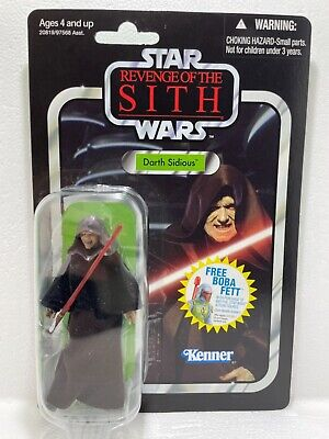 $ CDN57.71 • Buy Star Wars The Vintage Collection VC12 Darth Sidious MOC 2010