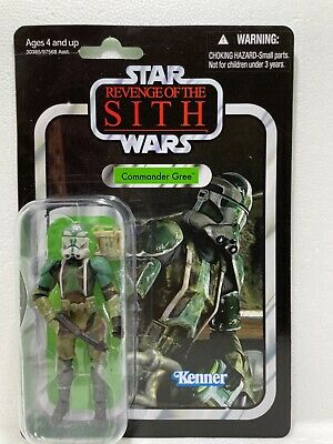 $ CDN50.72 • Buy Star Wars The Vintage Collection VC43 Commander Gree MOC 2011