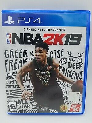 $ CDN11.41 • Buy NBA 2K19 (PlayStation 4 PS4) Complete Tested  Fast Free Shipping