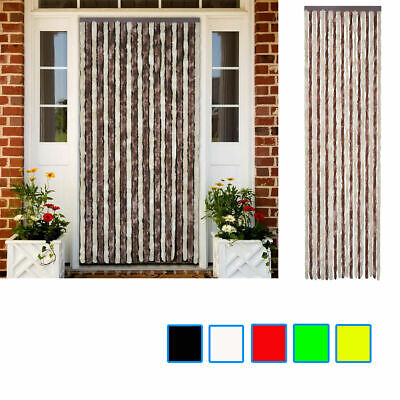 £53.93 • Buy Magic Door Curtain Fly Bug Insect Mosquito Curtains House Mobile Home Caravan