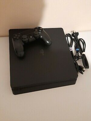 AU269 • Buy PlayStation 4 PS4 500GB Slim Console Black + Genuine Controller