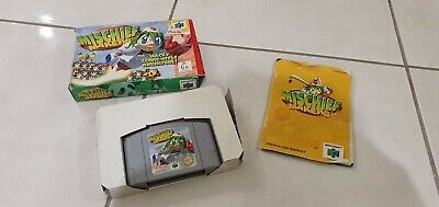 AU79.95 • Buy Mischief Makers (Boxed With Manual) - Nintendo 64
