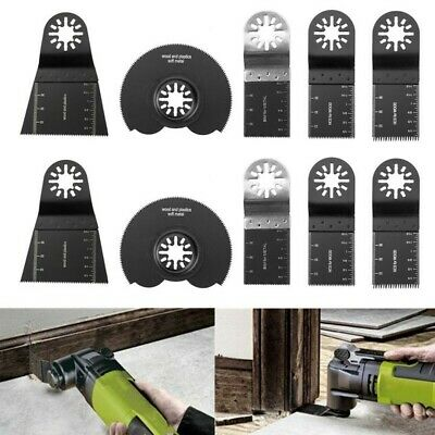 Disc Oscillating Blade Multi-tool Set Kit For Fein Multimaster Replacement Parts • 18.26£