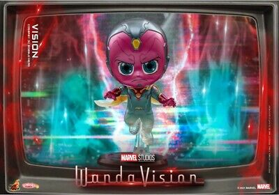 $ CDN49.40 • Buy Hot Toys Wanda Vision Marvel Vision Cosbaby COSB850 Collectible 100% OFFICIAL