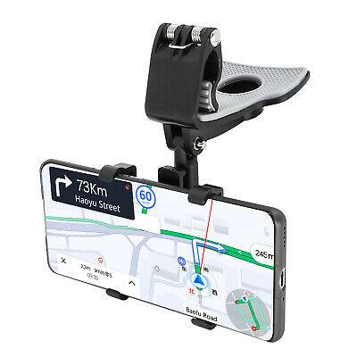AU11.46 • Buy Accessories GPS Car Dashboard Phone Holder Clip Stand Lazy Bracket