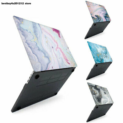 $20.99 • Buy Marbled Case Shell For Macbook Air Pro Retina 11 12 13.3 14 15.6  Hard Cover M1