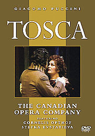 £9.71 • Buy Tosca (DVD, 2008) New/factory Sealed