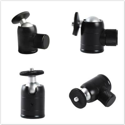 £9.06 • Buy Camera Ball Head Bracket Tripod Mini Accessories Flash Holder P3