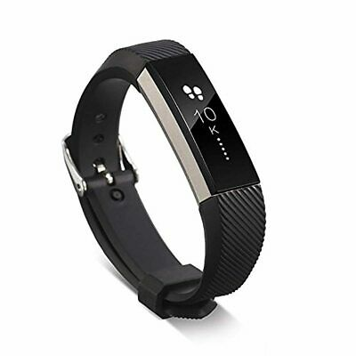 AU11.78 • Buy Band For Fitbit Alta & Alta HR Classic Soft TPU Silicone Unisex NEW
