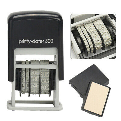 £3.25 • Buy S-300 Date Stamp Self-Inking Rubber Stamp Stationery Business Office Home 2020