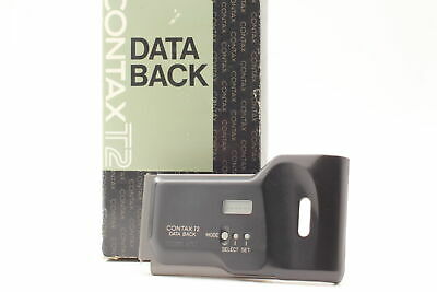 $ CDN137.84 • Buy [ Mint In Box] Contax T2 Data Back CX-T2 Titanium Black For T2 From Japan