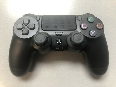 Official Genuine Sony Playstation 4 Ps4 V2 Black Wireless Controller • 37.99£