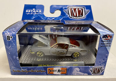 $89.99 • Buy M2 Machines Detroit Muscle Release FL01: 1/64 1966 Ford Mustang Fastback CHASE