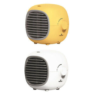 AU46.86 • Buy Portable Mini Air Conditioner Cooler USB Unit Cooling Fan Humidifier Office