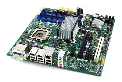 $ CDN34.06 • Buy Intel E30148-303 DQ45CB Socket LGA775 Motherboard No I/O Plate