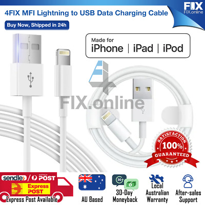 AU6.69 • Buy For Apple IPhone MFI Lightning USB Cable Data Transfer Charger For 12 11 X Pro