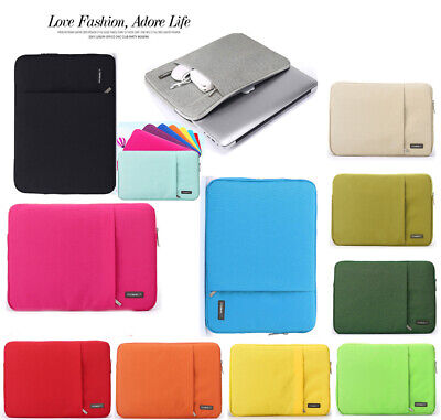 $17.22 • Buy For 2020 Macbook Air Pro 13  M1 Chip Laptop Soft Sleeve Bag Case Cover Protector