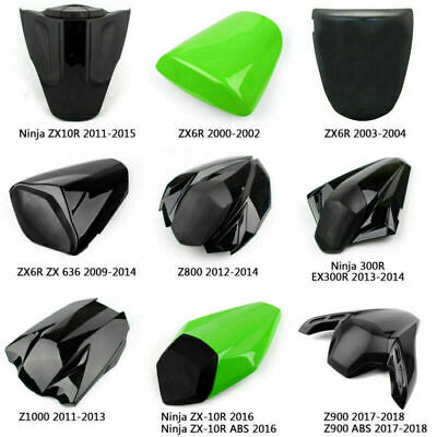 $35.99 • Buy Topteng Rear Seat Cover Cowl Fit For Kawasaki ZX6R Z800 Z900 Z1000 Ninja 300R F4
